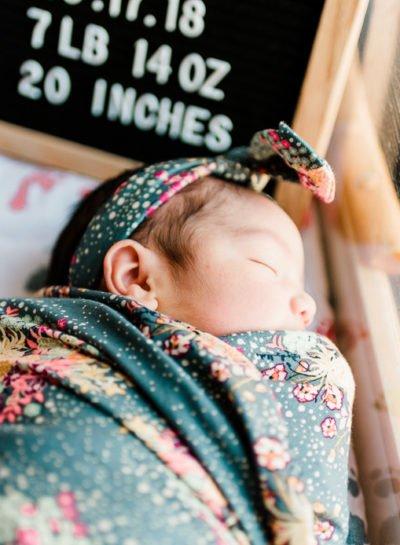 Baby Hazel | Fresh 48