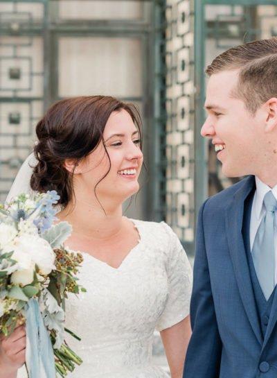 Hannah & Sawyer | Los Angeles Temple Wedding
